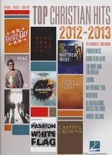 Top Christian Hits 2012-2013 (PVG)