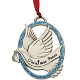Our Christmas Peace, Dove; Ornament