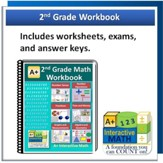 2nd Grade MATH Workbook
