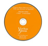 Middle Ages Renaissance & Reformation Memory Song CD