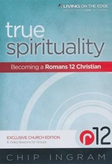 True Spirituality Church Edition DVD Set