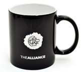 The Alliance, Mug, Black