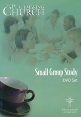 The Peacemaking Church, Small Group Study DVD Set