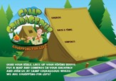 Camp Courageous VBS 2015: Publicity Poster (19 X 13)
