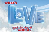 What's Love Got To Do With It? VBS 2015: Button