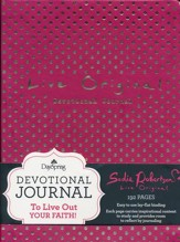Live Original Devotional Journal Sadie Robertson
