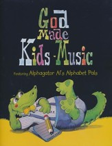 God Made KidsMusic, Student Workbook