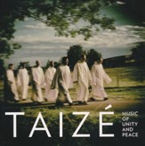 Taize Songs of Peace & Unity - CD