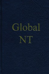 Global Six Language Parallel New Testament:  English NIV, German, French, Spanish, Arabic