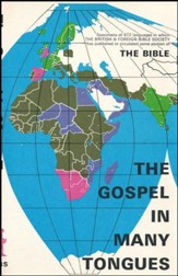 John 3:16 in 872 Languages: The Gospel In Many Tongues