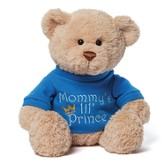 Mommy's Lil' Prince T-Shirt Teddy Bear