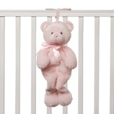 My First Teddy Pullstring Musical Toy in Pink