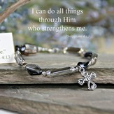 Beautiful message, Beautiful Bracelet I can do all things