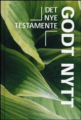 Norwegian New Testament / Det Nye Testamente, Hardcover