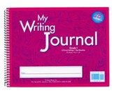 Zaner-Bloser My Writing Journal,  Liquid Pink Grade 1