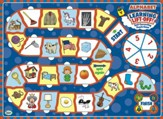 Learning Lift-Off! Alphabet Board Game, Grades K-2