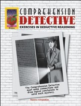 Comprehension Detective, Grades 3-5