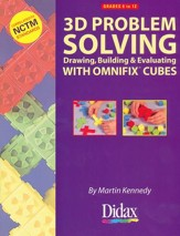 3D Problem Solving with Omnifix Cubes