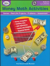 Money Math Activities, Grades 3-6