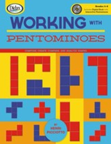 Working with Pentominoes w/ CD-ROM