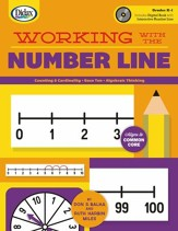 Working with the Number Line, Grades K-1