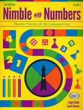 Nimble with Numbers, 2nd Ed. Grade 1