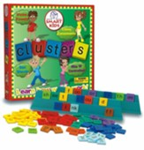 Clusters - Word Building Game, Grades 2-5