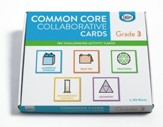 Common Core Collaborative Cards, Grade 3