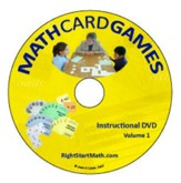 Math Card Games DVD
