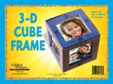 Faithbook VBS: 3-D Cube Frame, pack of 24