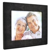 Blank, Black Photo Frame