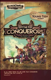 The Conquerors VBS 2016: Young Teen Student