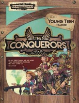 The Conquerors VBS 2016: Young Teen Teacher
