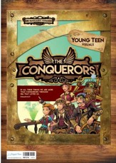 The Conquerors VBS 2016: Young Teen Visuals