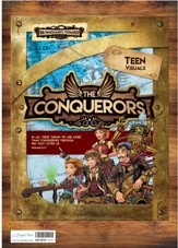 The Conquerors VBS 2016: Teen Visuals