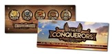 The Conquerors VBS 2016: Bookmarks, pack of 25