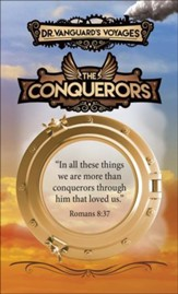 The Conquerors VBS 2016: Salvation Tracts, pack of 25