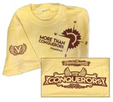 The Conquerors VBS 2016: Youth Small T-shirt (6-8)