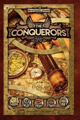 The Conquerors VBS 2016: Bulletin Covers, pack of 50