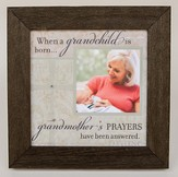 Grandmother's Prayers Frame, 8x8