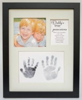 Dad, True Possessions, Handprint Photo Frame