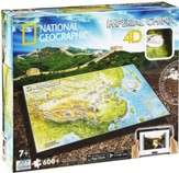 4D National Geographic, Imperial China, Cityscape Puzzle