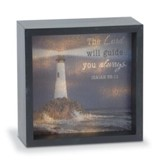 Lighthouse, LED Lighted Art