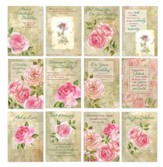 All Occasion Boxed Card Set French Rose by Sandy Clough