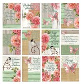 CBD Exclusive All Occasion Boxed Card Set Rustic Garden by Sandy Clough