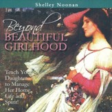 Beyond Beautiful Girlhood - unabridged audio book on MP3-CD