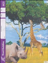 Word Building ACE PACE 1021, Grade 2, 4th Edition