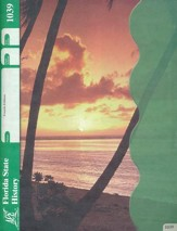 Florida State History ACE PACE 1039,  Grade 4, 4th Edition