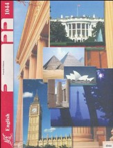 English ACE PACE 1044, Grade 4, 4th Edition