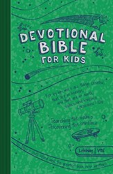 Galactic Starveyors VBS: Devotional Bible for Kids KJV  - Slightly Imperfect